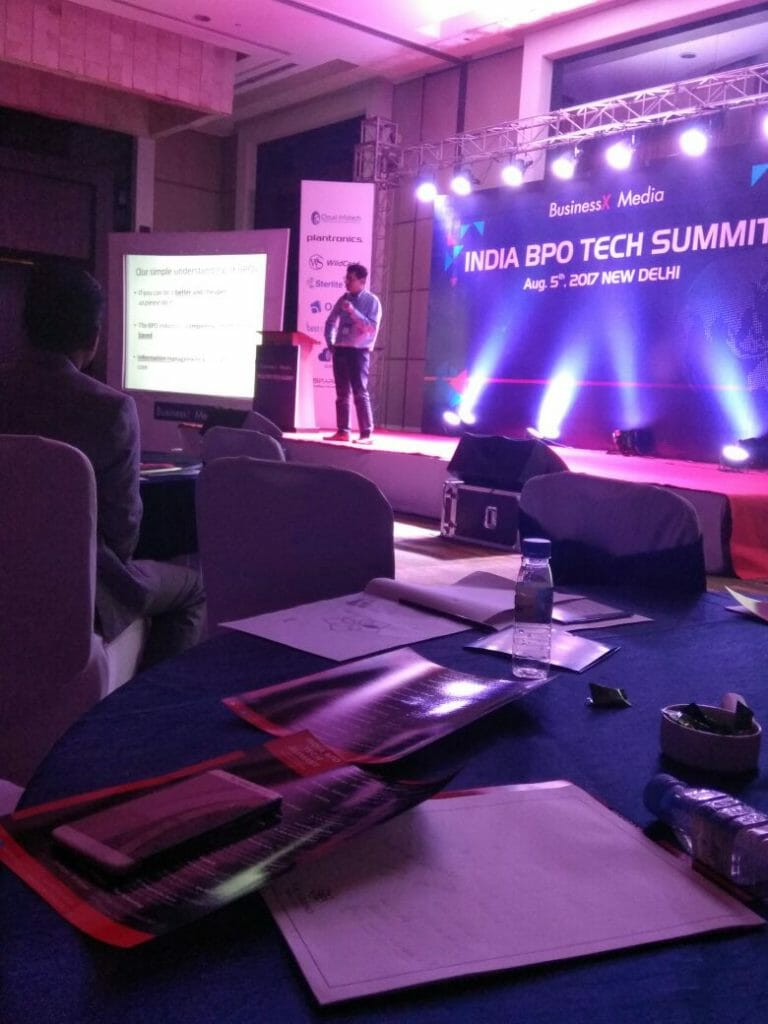 Orgzit BPO Tech Summit